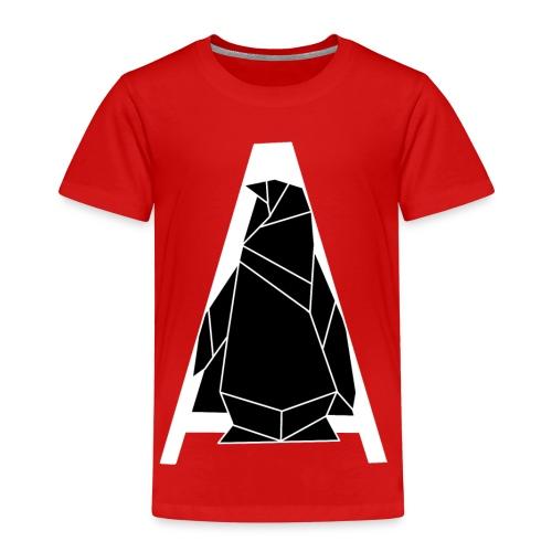A Penguin Hintergrundlos - Kinder Premium T-Shirt