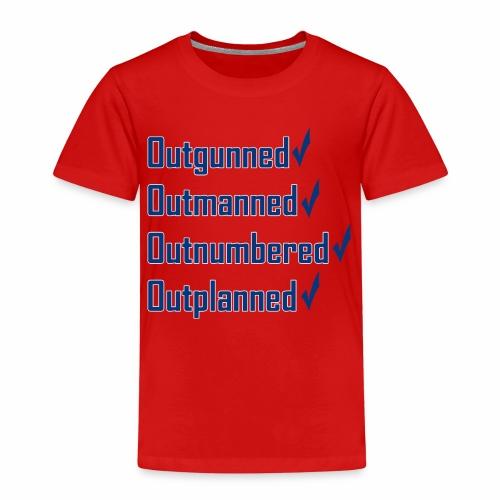 Right Hand Man - Kids' Premium T-Shirt