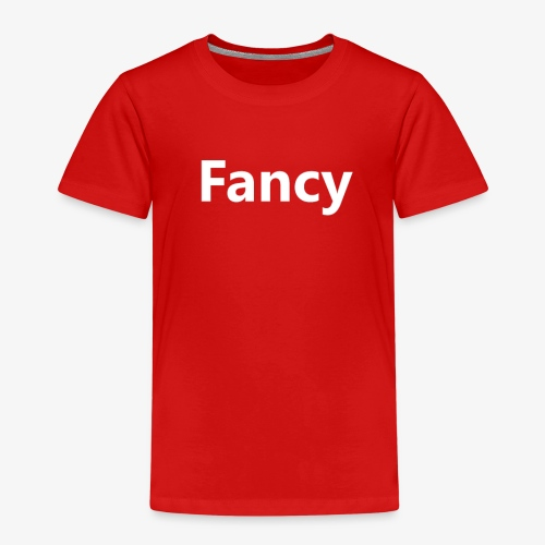 fancy - Kinderen Premium T-shirt
