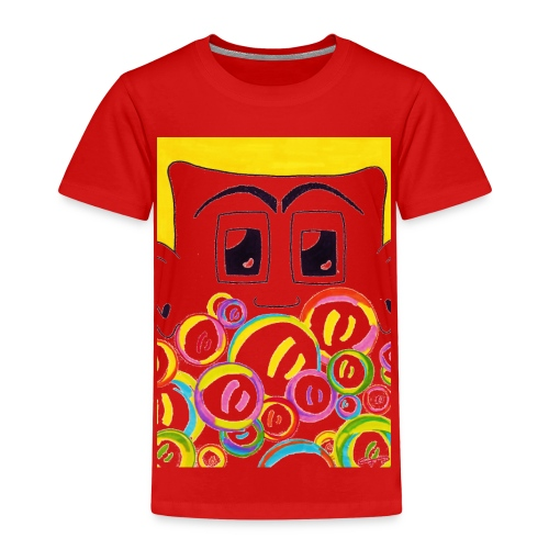 Seifenblasen Junge - Kinder Premium T-Shirt