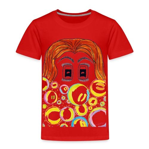 Seifenblasen Mädchen - Kinder Premium T-Shirt