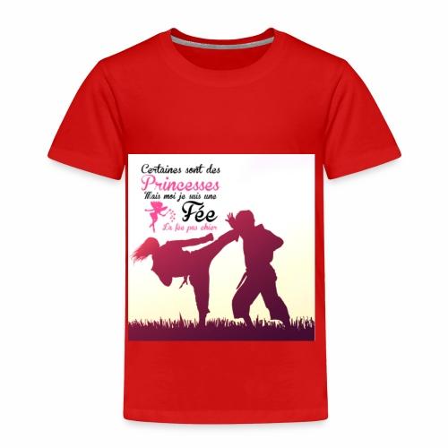 La princesse - T-shirt Premium Enfant