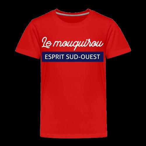 Le mouquirou - T-shirt Premium Enfant