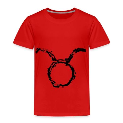 Sternzeichen: Stier - Kinder Premium T-Shirt