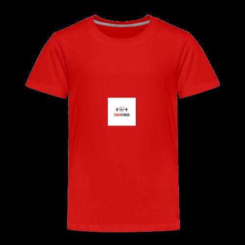 Powerfitness - Kinder Premium T-Shirt
