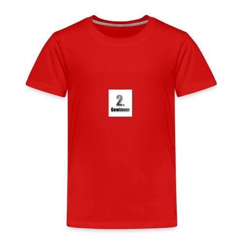 2.gewinner - Kinder Premium T-Shirt