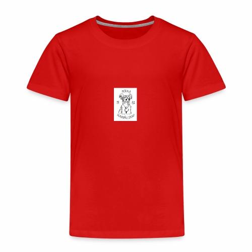mhs - Premium-T-shirt barn
