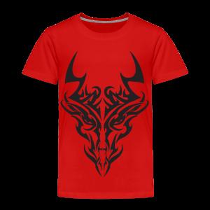 tribal dragon - T-shirt Premium Enfant