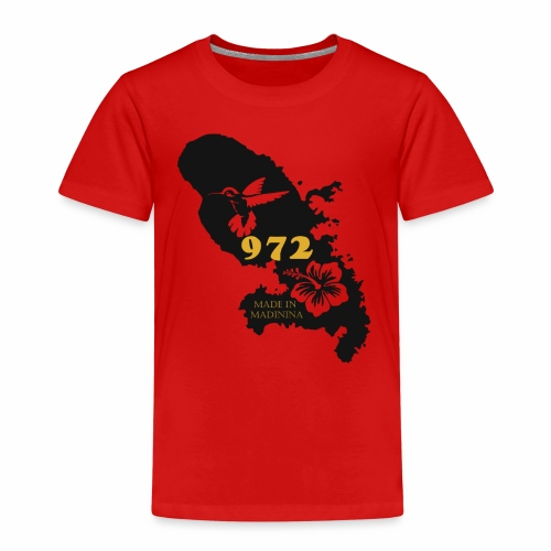 972 MADININA - T-shirt Premium Enfant