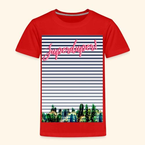 Bartcactus - Kinderen Premium T-shirt