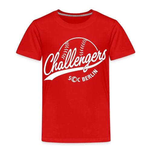 Challengers Logo - Kinder Premium T-Shirt