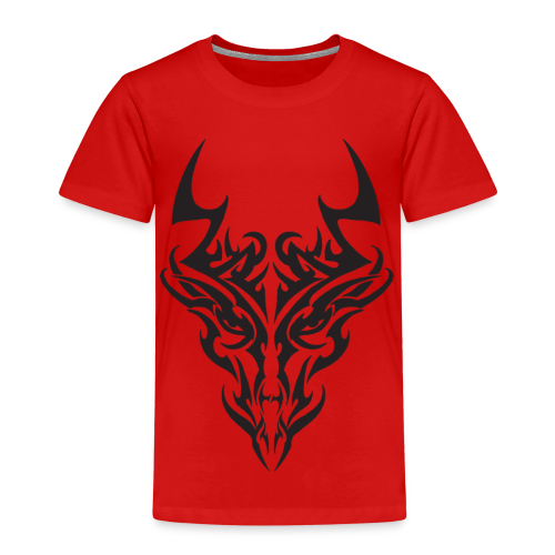 tribal dragon - T-shirt Premium Enfant