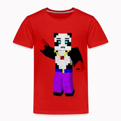 Waving PLAYLOCK1 Shirt - Kids' Premium T-Shirt
