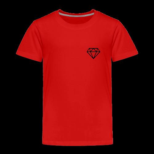 black diamond logo - Kids' Premium T-Shirt