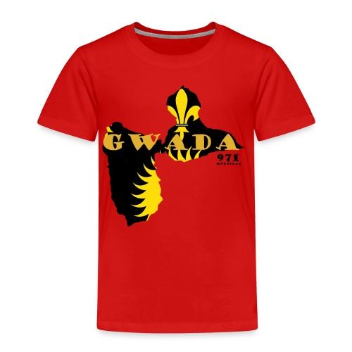 GUADELOUPE - T-shirt Premium Enfant