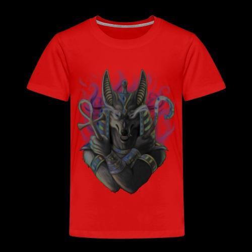 Anubis - Kinder Premium T-Shirt