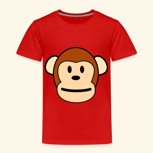 Monkey - Kinder Premium T-Shirt