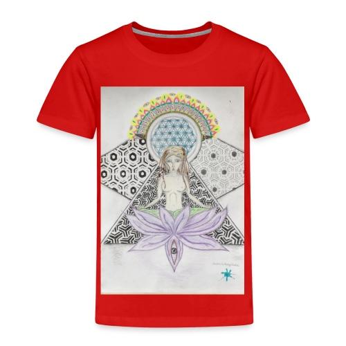 Om mani padme hum - Kinder Premium T-Shirt