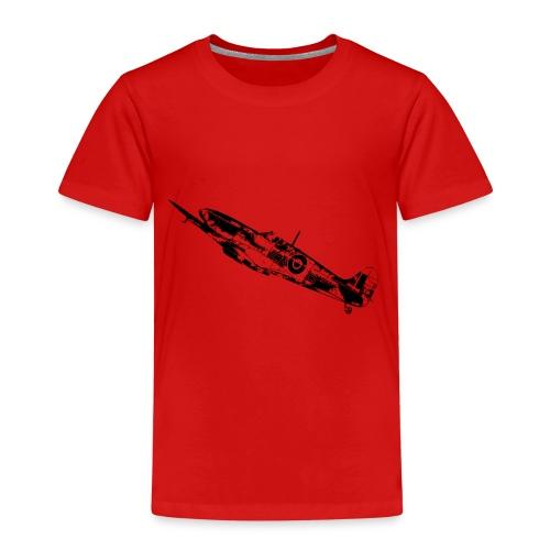 World War Spitfire - Kids' Premium T-Shirt