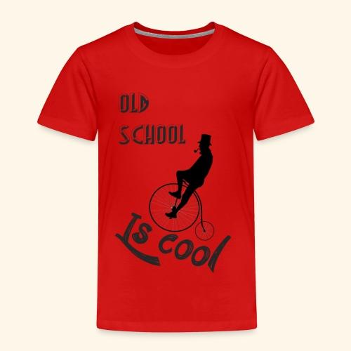 Old School Is Cool - Camiseta premium niño