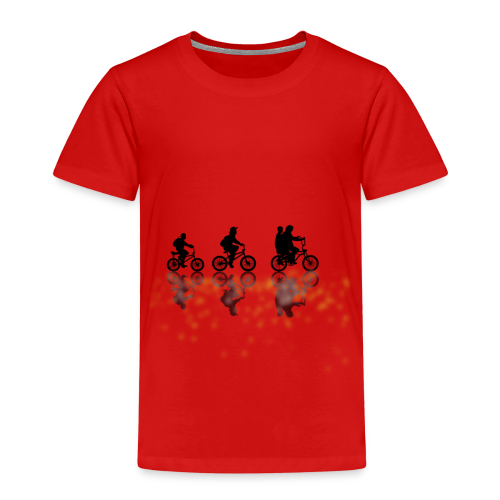 Stranger things bikes - Kids' Premium T-Shirt