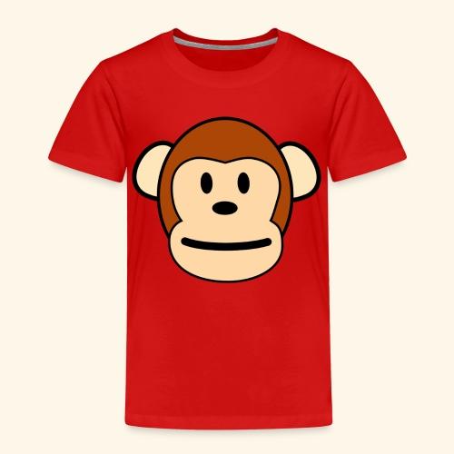 Monkey - Kinder Premium T-Shirt