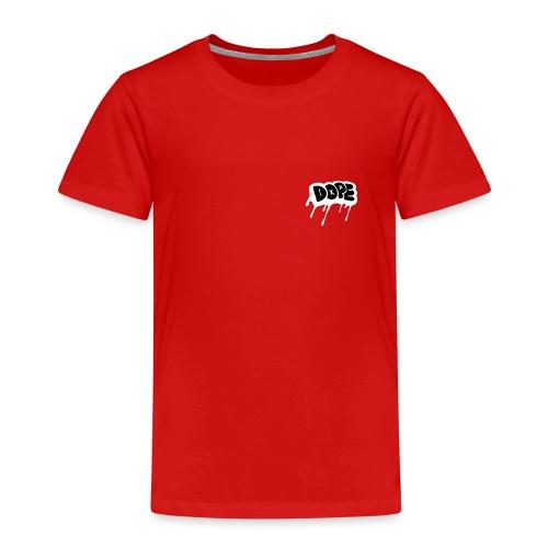DOPE bubble letters - Kids' Premium T-Shirt