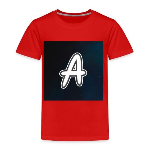 arve logo 2 - Premium T-skjorte for barn