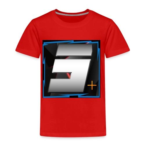 Logo Sernicke Plus - Kinder Premium T-Shirt