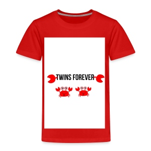 parry and barry twins forever - Kids' Premium T-Shirt