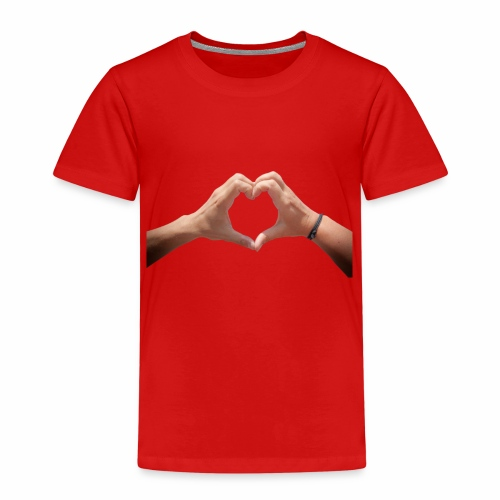 Valentines Day - Kinder Premium T-Shirt