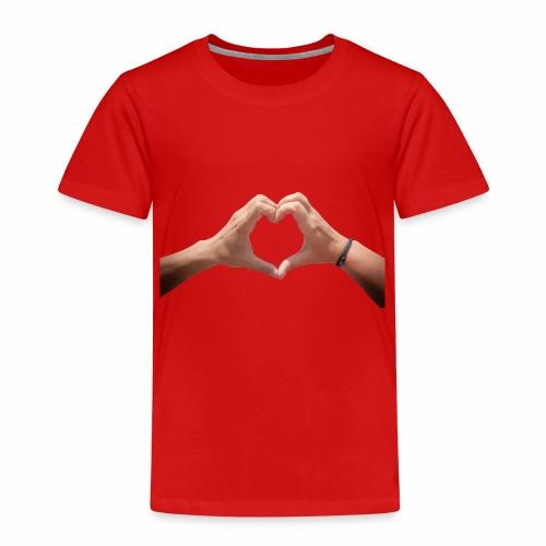 Valentines Day - Kinder Premium T-Shirt