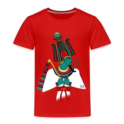 OSIRIS - God of Egypt - Kinder Premium T-Shirt