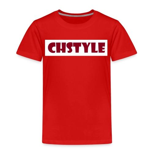 chstylered - Kinder Premium T-Shirt
