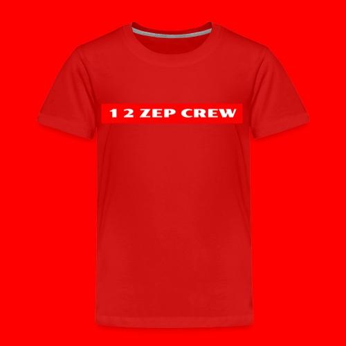 1 2 ZEP CREW Design - Kids' Premium T-Shirt