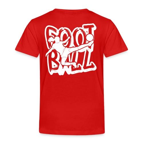 TAG FOOTBALL - T-shirt Premium Enfant