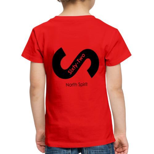 Logost premier logo de la marque lifesty Sixty-two - T-shirt Premium Enfant