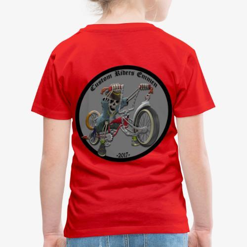 Custom Riders Emmen - Kinderen Premium T-shirt