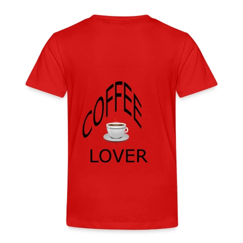 COFFEE lovers - Kids' Premium T-Shirt
