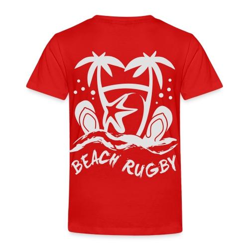 BEACH RUGBY - T-shirt Premium Enfant