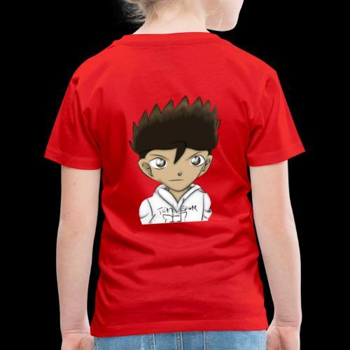 Mobilegamer Design - Kinder Premium T-Shirt