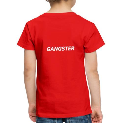 GANGSTER ECRIT - T-shirt Premium Enfant
