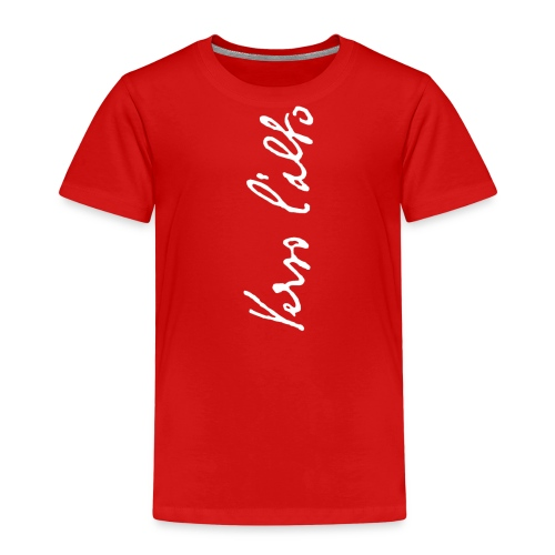 Verso l'alto - Koszulka dziecięca Premium