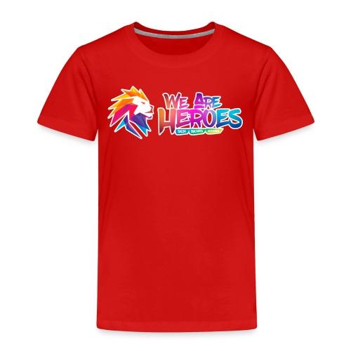 Logo-avec-contours-4000 - T-shirt Premium Enfant