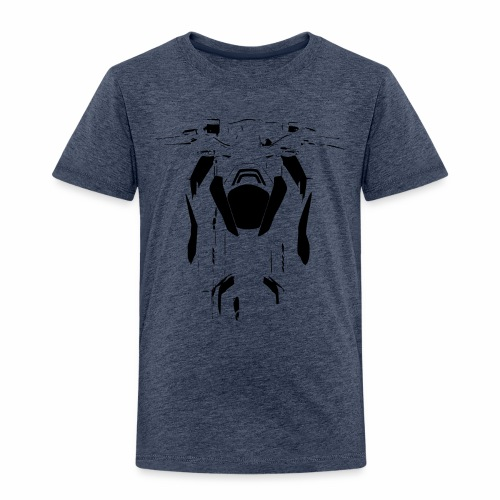 1290R Silhouette - Kinder Premium T-Shirt