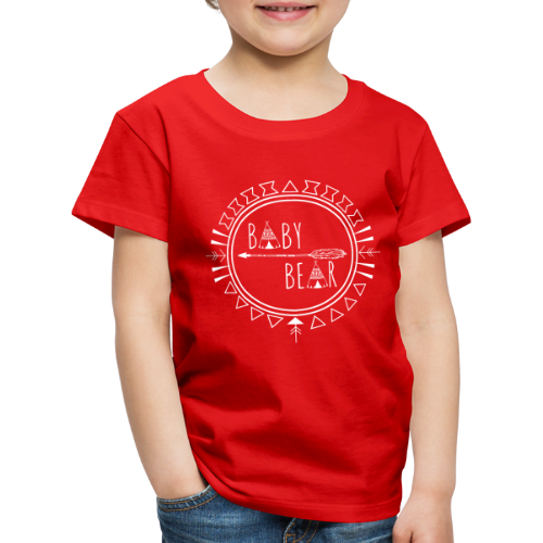 Baby Bear - Kinder Premium T-Shirt