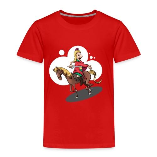 Sankt Martin auf dem Pferd - Kinder Premium T-Shirt