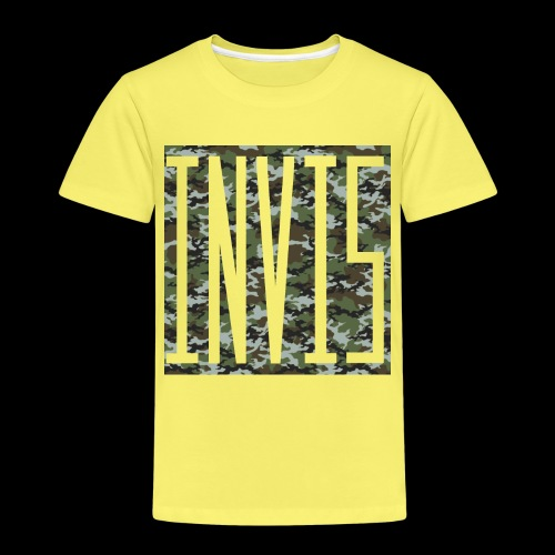 INVIS Camouflage - Kinder Premium T-Shirt