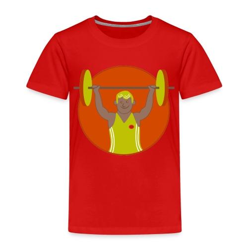 Motivation musculation - T-shirt Premium Enfant