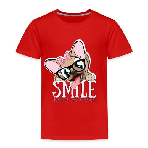 SMILE NAYA - T-shirt Premium Enfant